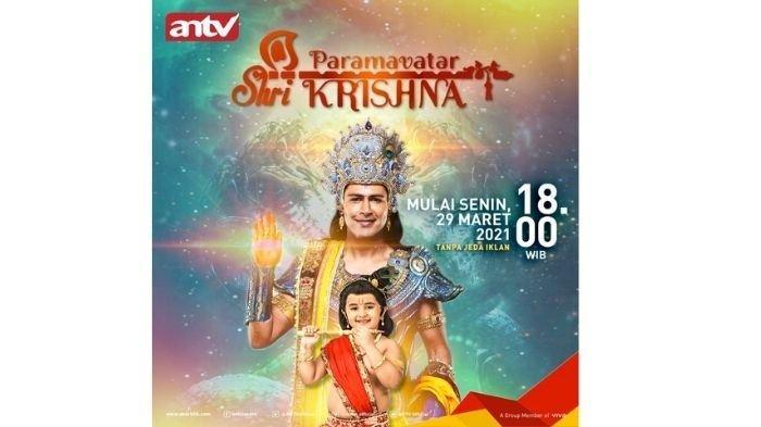 Drama India Naik Daun, Paramavatar Shri Krishna Hadir Warnai Layar Kaca Bawa Berbagai Pesan Moral