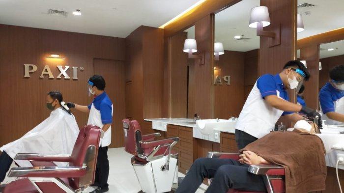 PAXI Barbershop