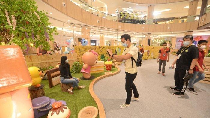 Menjelajah Spot Instagramable di Pakuwon City Mall, Bisa Foto Bareng Karakter Brown & Friends