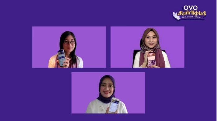 Kampanyekan #RaihIkhlas di Ramadan 2021, OVO Ajak Masyarakat Pandai Kelola Keuangan