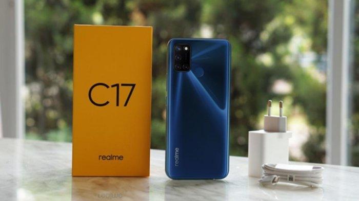 realme C17, Smartphone Pertama dengan Memori 256GB + 90Hz Display di Segmen Harga Rp 2 Jutaan