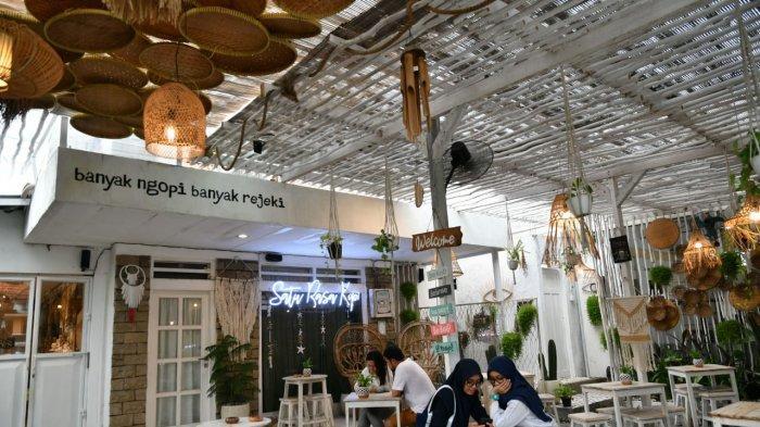 Satu Rasa Kopi Surabaya by Kopi Kompleks