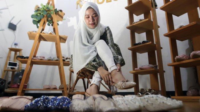 Sepatu Lace dan Beads Kian Naik Daun, Dulu Hanya untuk Wedding Kini Jadi Sepatu Kasual