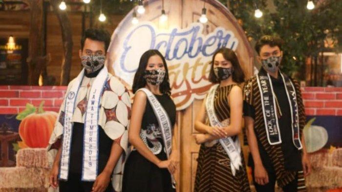 Adaptasi Era Pandemi, Surabaya Fashion Parade ke-13 Usung Konsep 'Viable' dan Sustainable