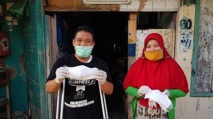 Turut Serta Hentikan Penyebaran Covid-19, Shangri-La Group Bagikan Masker pada Masyarakat