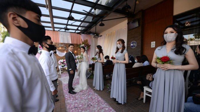 Gelar Intimate Wedding di Regantris Hotel Surabaya, Tak Perlu Khawatir Covid-19!