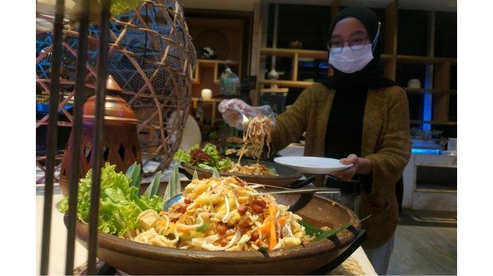 Menyantap Kuliner Nusantara dengan Cita Rasa Otentik di Vasa Hotel Surabaya, Ada Kambing Guling Mini
