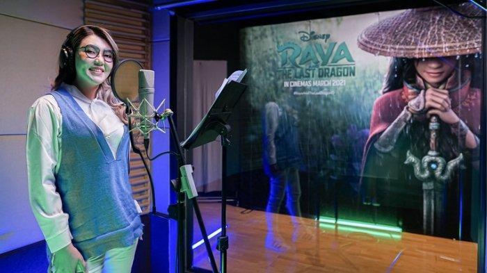 Disney Indonesia Gandeng Via Vallen untuk Nyanyikan Lagu Kita Bisa di Film Raya and the Last Dragon