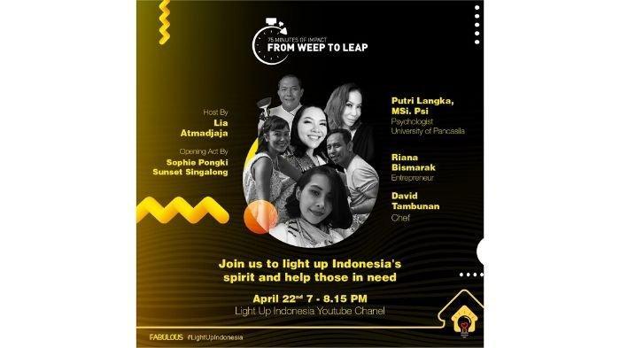 Light Up Indonesia