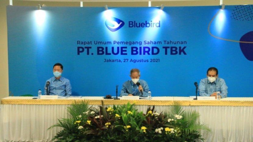 PT Blue Bird Tbk Tunjuk Sigit Djokosoetono sebagai Direktur Utama Gantikan Noni Purnomo