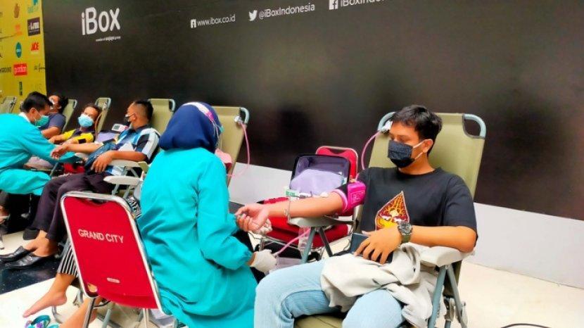 Gelar Donor Plasma Konvalesen dan Donor Darah, Persos Hwa Ind Targetkan 1000 Pendonor Sehari