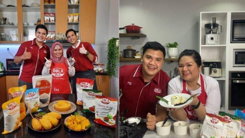 Inovasi Kue Tradisional ala BOLA Deli, Sesuaikan dengan Selera Milenial