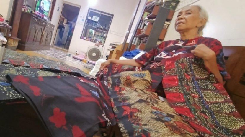 Kain Batik Karya Pengrajin Turun Temurun di Kampoeng Batik Tulis Jetis, Berciri Khas Warna Menyala