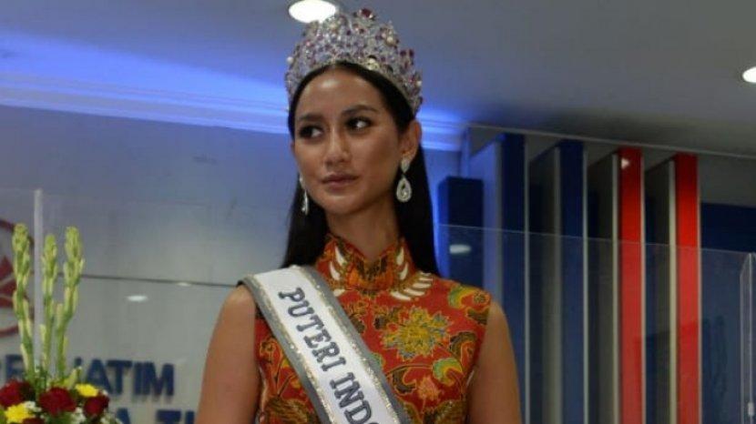 Mengenal Sosok Putri Indonesia 2020, Alumnus Fakultas Hukum yang Berjiwa Sosial Tinggi