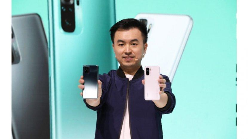 Xiaomi Luncurkan Redmi Note 10 Series, Jawaranya AMOLED Berkamera 108MP, Dobrak Segmen Mid-Range