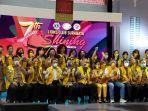 Salurkan Kaki Palsu pada Penyandang Tunadaksa, LCS Shining Ingin Bangkitkan Semangat Anak Bangsa