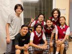 Pemain Sinetron Dari Jendela SMP Tak Masalah Jika Harus Bertukar Peran