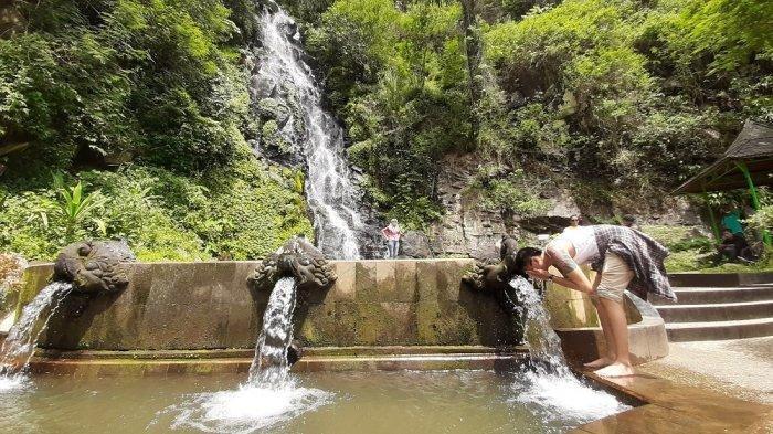 Tempat Wisata di Magelang: Pesona Air Terjun Sumuran yang Menawan