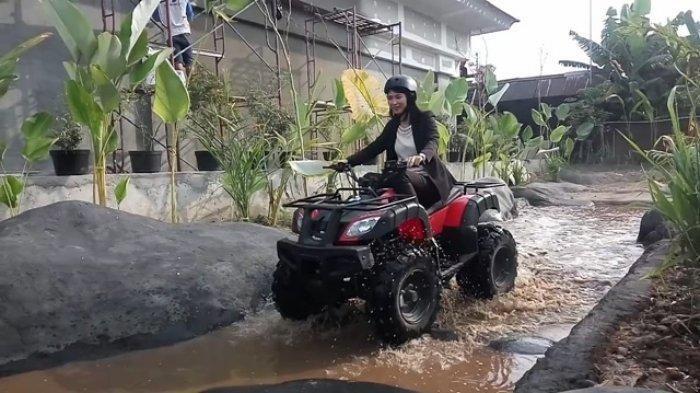 Eastparc Hotel Yogyakarta Hadirkan Wahana ATV Ride Safari