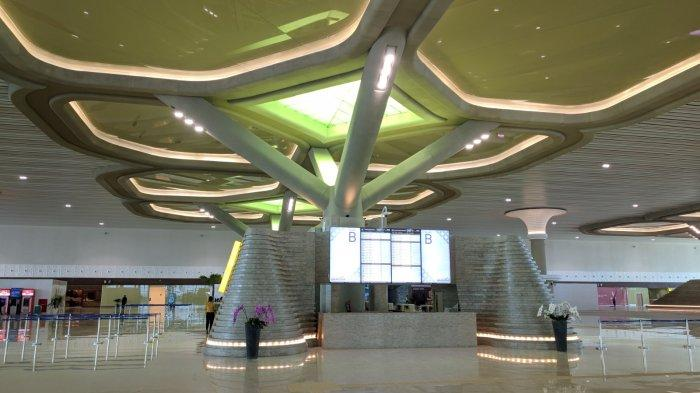 Beroperasi Penuh 29 Maret 2020, 'Wajah' Bandara YIA Mencerminkan Budaya Jogja