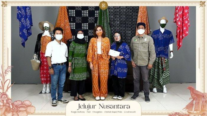 Batik Enom Luncurkan Batik Series 'Jelujur Nusantara'