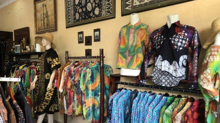 Batik Kontemporer Jadi Ikon Rumah Batik Jinggar