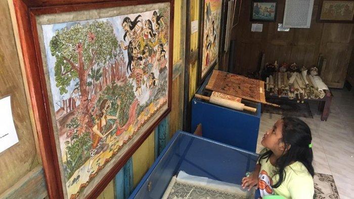 Mengenal Sejarah Wayang di Museum Wayang Beber Sekartaji Bantul