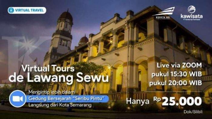 Dukung New Normal Pariwisata, Blibli Hadirkan Virtual Tour