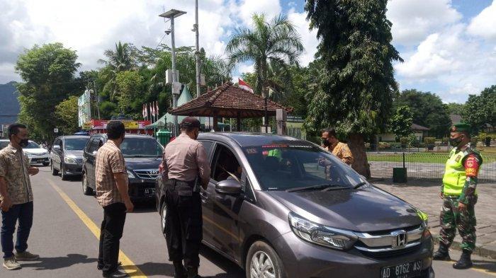 Masuk Candi Borobudur, Wisatawan Luar Daerah Wajib Tunjukkan Hasil Rapid Test