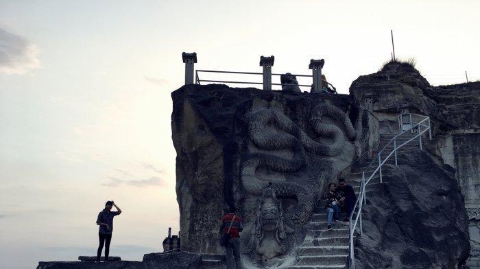 Tebing Breksi, Bekas Tambang Batu yang Kini Jadi Spot Wisata Favorit di Jogja