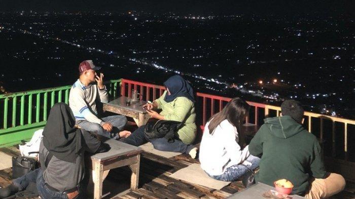 Bukit Bintang Mulai Ramai Didatangi Wisatawan