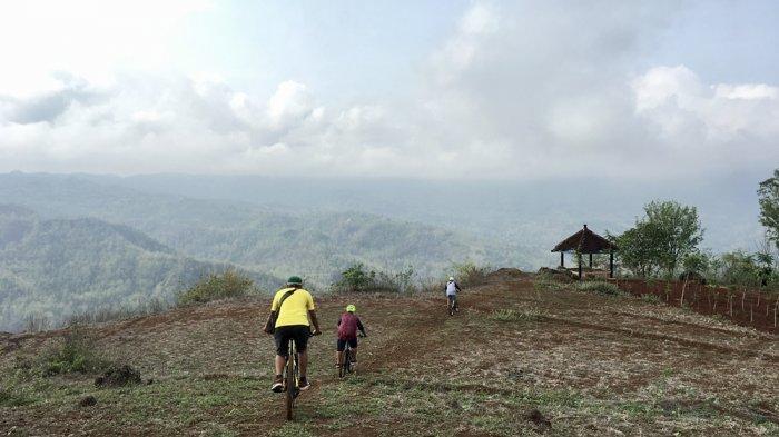 Tips Bersepeda di Trek Enduro Bukit Hijau Imogiri