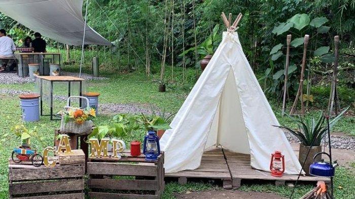 Ngopi di Tengah Hutan ala Camp Coffee & Nature