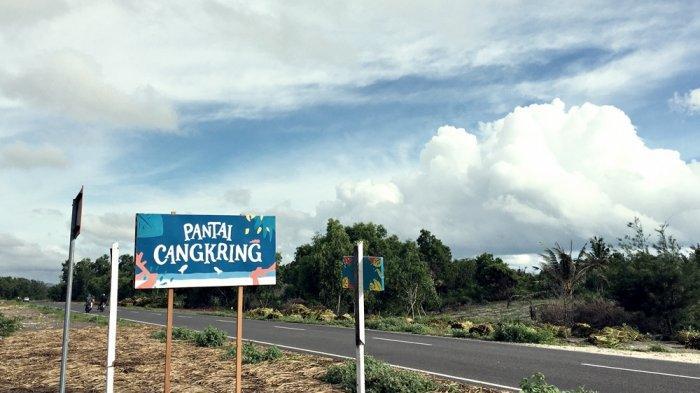 Pantai Cangkring, Pantai Muda nan Teduh di Pesisir Bantul