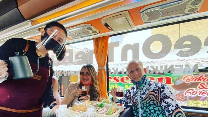 Rute Baru Coffe on The Bus, Ngopi Sampai Bandara YIA