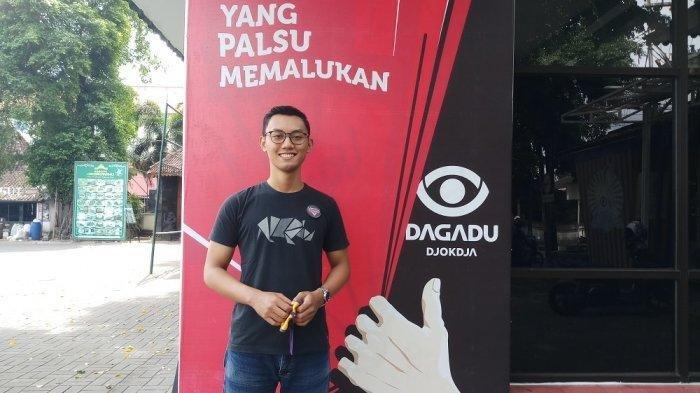 Dagadu Yogyakarta Layani Pembelian Secara Digital Selama Pandemi