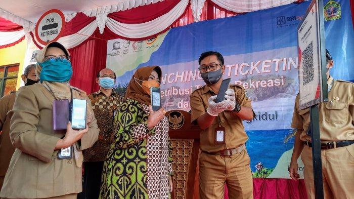 Layanan E-Ticketing Diluncurkan Sebagai Upaya Penegakan Prokes