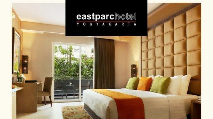 'Staycation Package' ditawarkan Eastparc Hotel Yogyakarta untuk Solusi Liburan