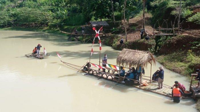Embung Blubuk Jadi Idola Baru Wisata di Kulonprogo