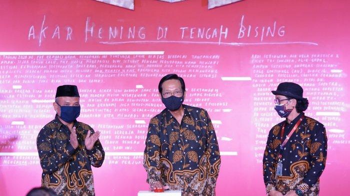 Festival Kebudayaan Yogyakarta 2020 Telah Dibuka, Angkat Judul 'Akar Hening di Tengah Bising'