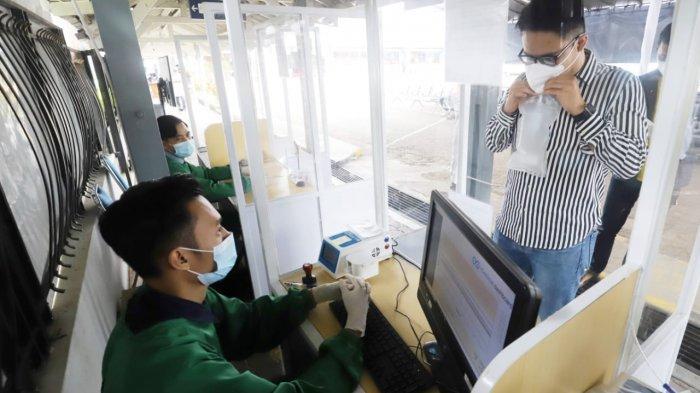 KAI Daop 6 Yogyakarta Tambah Layanan Pemeriksaan Genose C19  di Tiga Stasiun