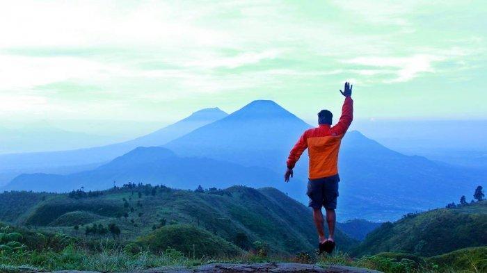 5 Gunung di Jawa Tengah Cocok untuk Pendaki Pemula