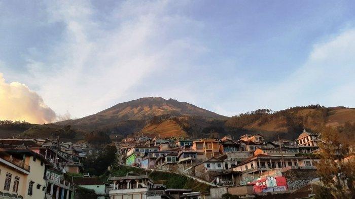 Jalur Pendakian Gunung Sumbing via Butuh Magelang Kembali Dibuka. Ada Pembatasan Pendaki