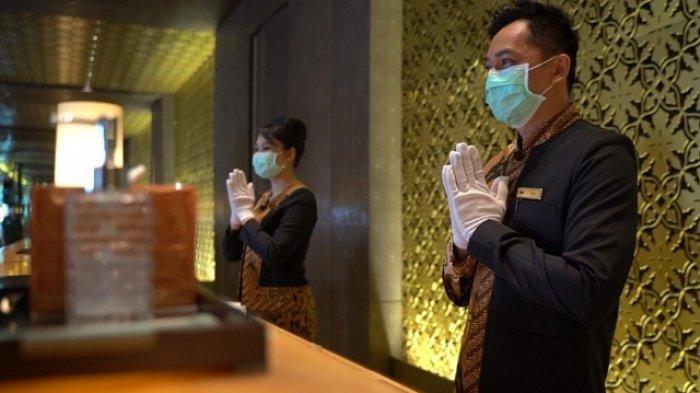 Hotel Tentrem Yogyakarta Pasang UV Filter untuk Pastikan Higienitas