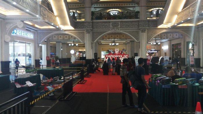 Jogja City Mall Angkat Tema We Are Indonesian Semarakkan Ulang Tahun ke-75 RI