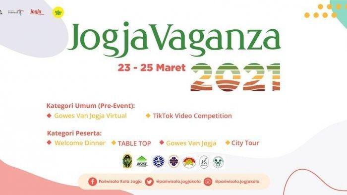 Jogjavaganza Digelar untuk Promosi Wisata Kota Yogyakarta di Tengah Pandemi