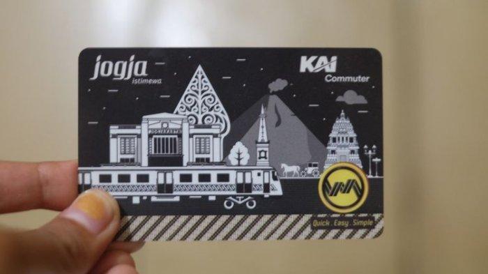 Berikut Cara Membuat Kartu Multi Trip untuk Naik KRL Yogyakarta-Solo