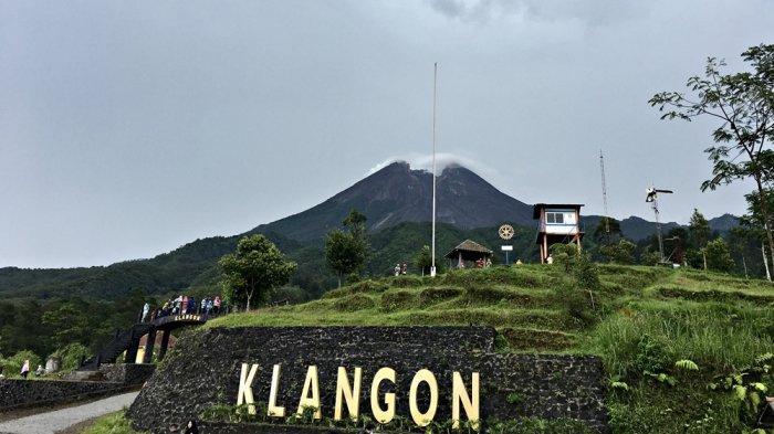 Bukit Klangon, Tempat Melihat Gagahnya Merapi dari Dekat