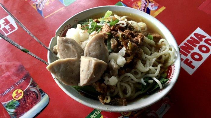Mie Ayam Mas Komeng, Pilihan Kuliner Penawar Lapar Usai Berwisata ke Klangon