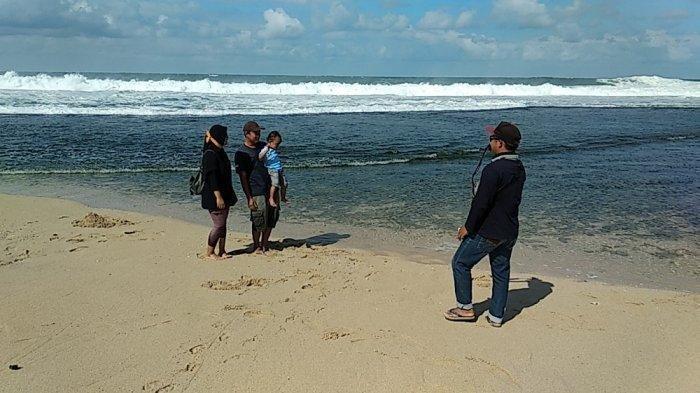 Wisatawan di Pantai Baron dan Kukup Membludak saat Ujicoba New Normal